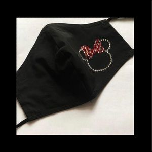 Accessories - Disney embroidery face mask